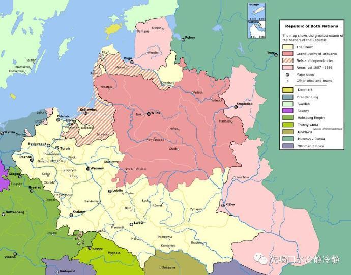 强国垫脚石大波波:波兰-立陶宛联邦简史(二)