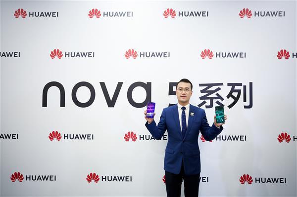 专访何刚:nova系列让华为手机覆盖更多人群  消费者愿意买