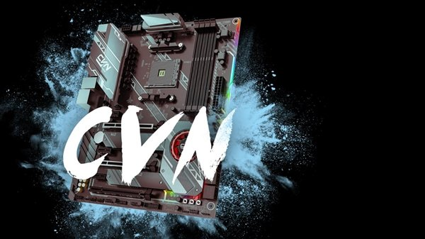 AMD钦点!七彩虹X570主板首次全球首发:全新BIOS