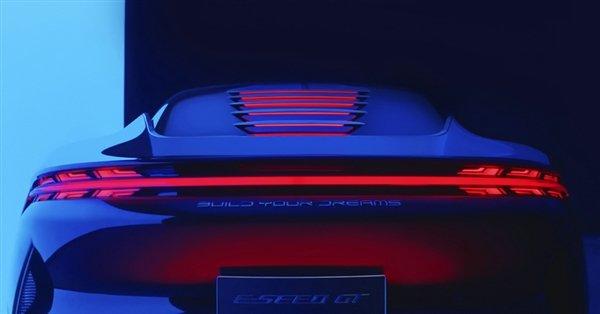 四屏联动科技感十足 比亚迪e-SEED GT SPYDER概念车模型发布