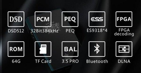 参考级音频播放器!七彩虹发布Pocket HIFI U6:4999亲民价
