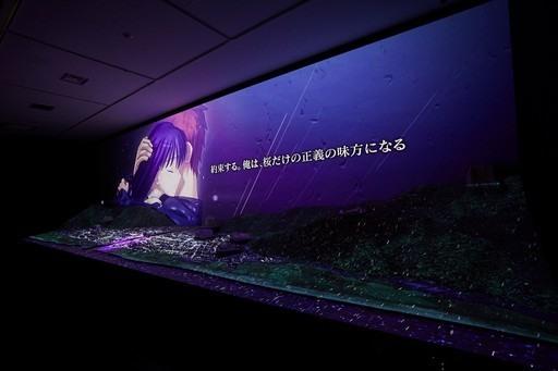 「Fate/stay night -15 年的轨迹」第三期「Heaven's Feel」现场报导[TYPE-MOON ]