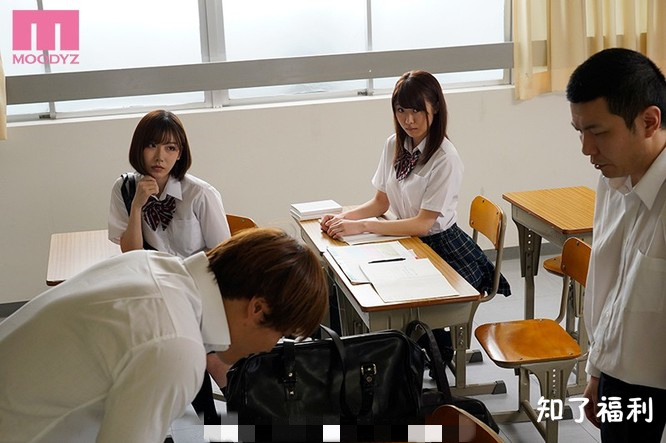 MIAA-059:女友交换「深田咏美」「黑崎美嘉」教室中快乐又热烈的生活 ,蓝沢