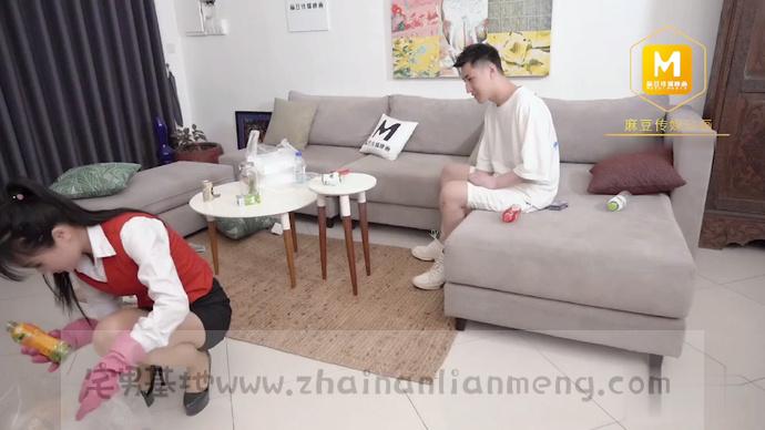 麻豆传媒映画李幕儿给客户最好的服务