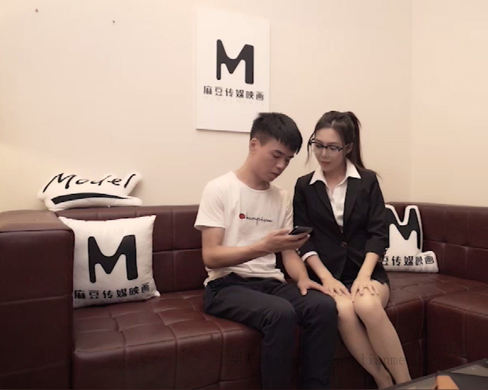 91国产原创艾薇麻豆传媒映画,MD0042律政俏佳人,杜冰若律师上门解惑当事人插图4