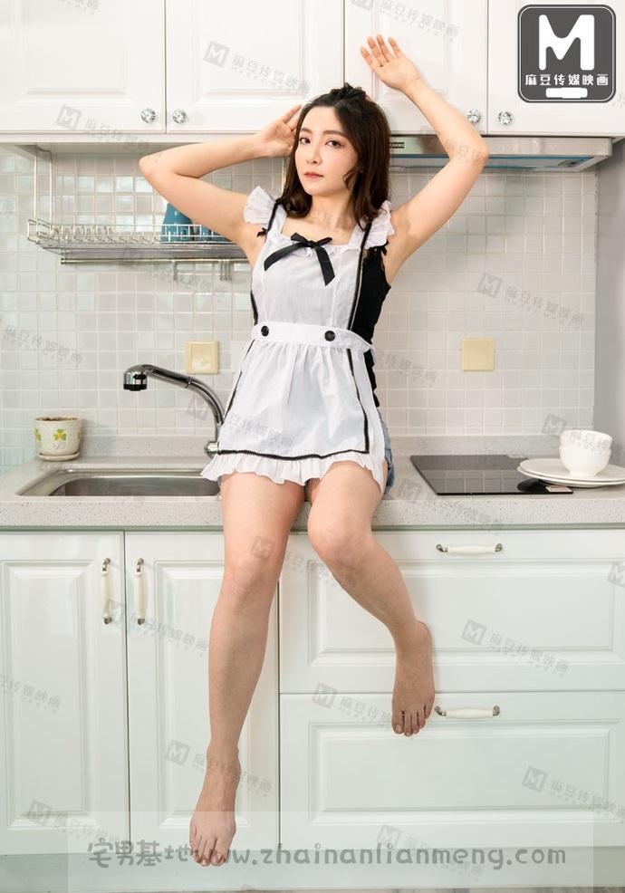 【MDX0004强上儿子的班主任】,麻豆传媒映画女郎赵佳美当上了班主任插图6