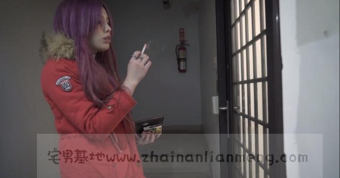 MD0036麻豆传媒映画[不良傲娇少女],艾秋装老道,被面试员一眼识破插图