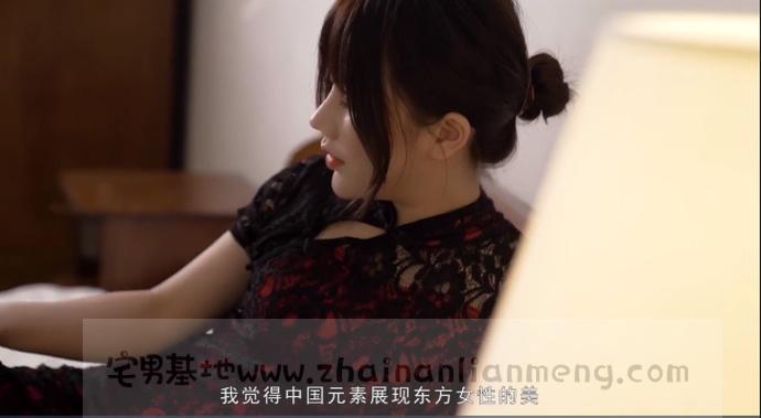麻豆传媒映画国产之光全新系列【MD0051国风旗袍 】,麻豆女郎王茜经典回归插图5