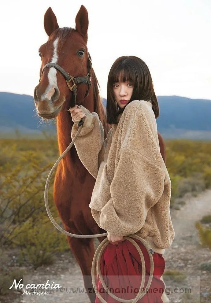 号称岛国小绫濑遥的永野芽郁,二十岁发行第二张专辑「Nocambia」插图