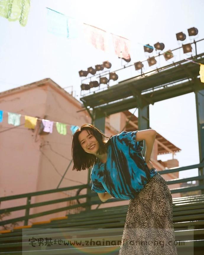 号称岛国小绫濑遥的永野芽郁,二十岁发行第二张专辑「Nocambia」插图(12)