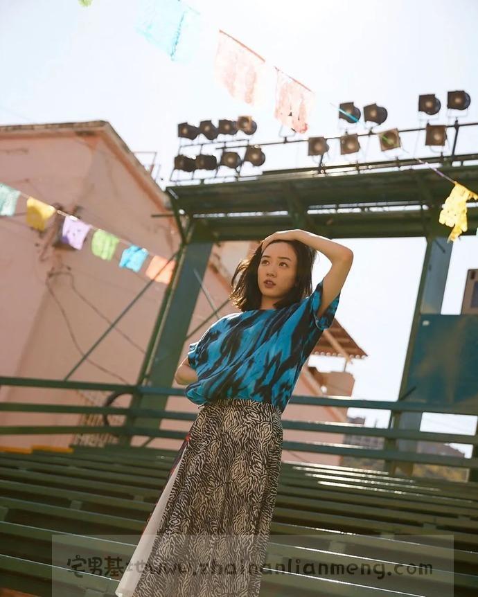 号称岛国小绫濑遥的永野芽郁,二十岁发行第二张专辑「Nocambia」插图(13)