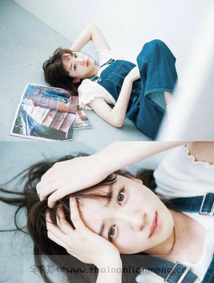 号称岛国小绫濑遥的永野芽郁,二十岁发行第二张专辑「Nocambia」插图(31)