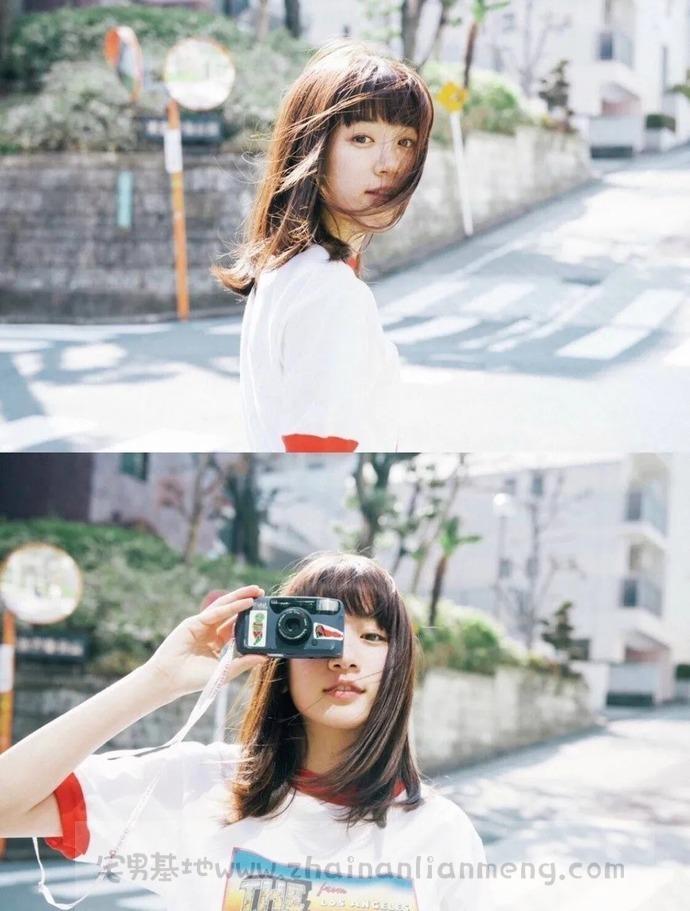 号称岛国小绫濑遥的永野芽郁,二十岁发行第二张专辑「Nocambia」插图(34)