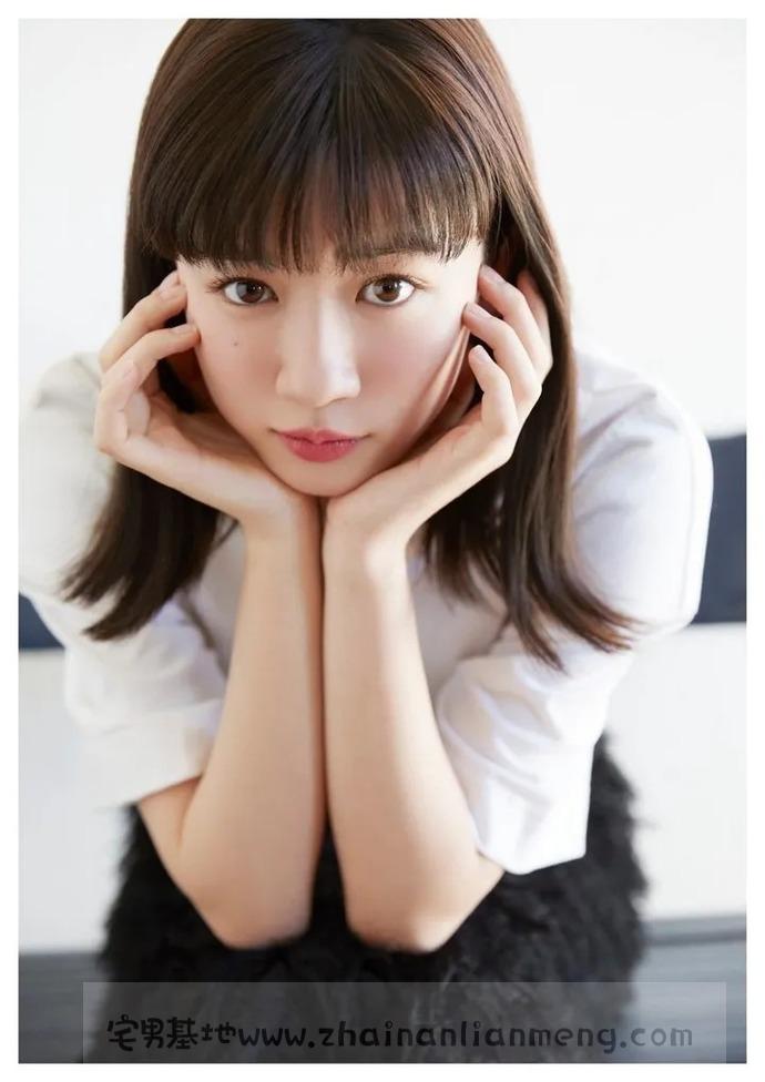 号称岛国小绫濑遥的永野芽郁,二十岁发行第二张专辑「Nocambia」插图(41)