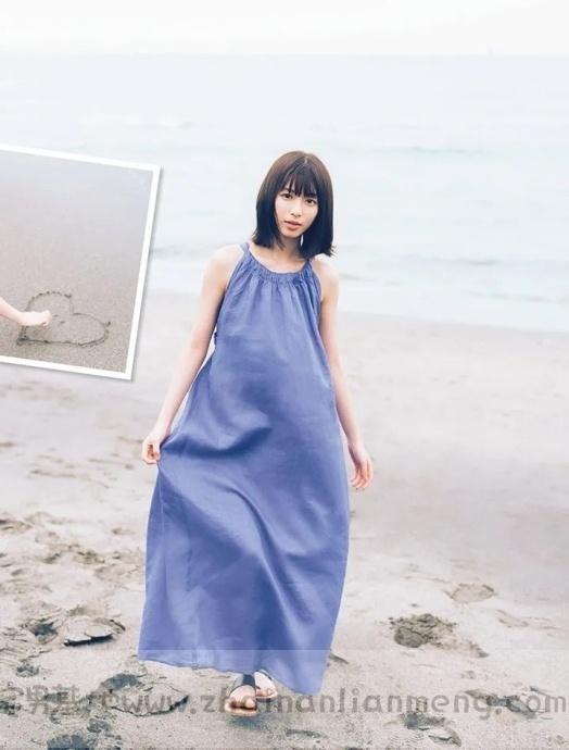 正统派美少女白石圣,于茫茫人海之中展现清新自然干净的气质插图24