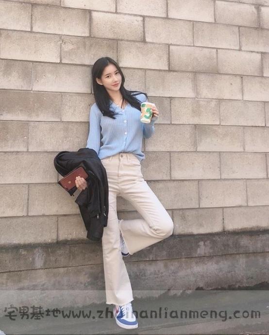 韩国美少女DJ MIU,皮肤白皙身材饱满笑容甜美,最重要的是超胸猛!插图(23)