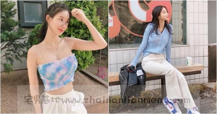 韩国美少女DJ MIU,皮肤白皙身材饱满笑容甜美,最重要的是超胸猛!