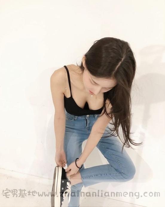 韩国美少女DJ MIU,皮肤白皙身材饱满笑容甜美,最重要的是超胸猛!插图(30)