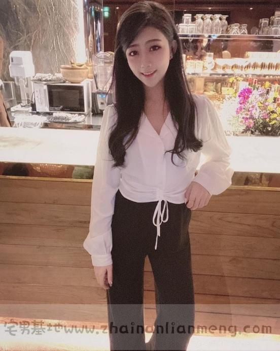 宝岛美少女的妹子图,细致雪白的肌肤和细长的大长腿插图9