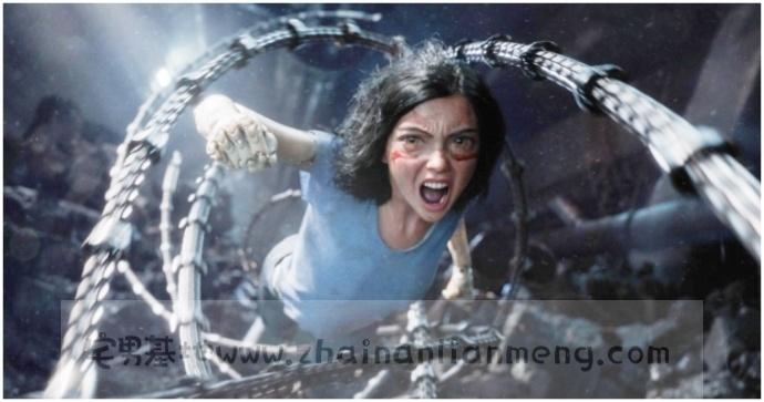 粉丝太疯狂,《阿丽塔:战斗天使》粉丝自己搭建电影宣传牌,期待续集快到来插图5