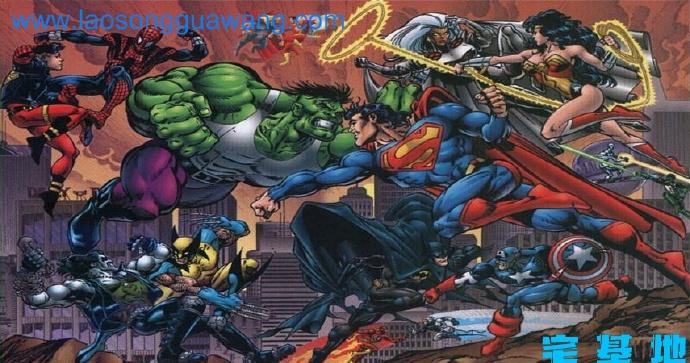 漫威的浩克与DC的超人哪一个更强?这里告诉你答案插图1