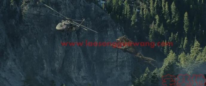 「狂暴巨兽」最新电影评价观后感悟剧情解析:巨石强森再一次拯救了世界插图2