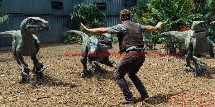 最新电影推荐「侏罗纪世界」豆瓣影评:星爵被迅猛龙围攻的时候,总觉得他要开始跳舞插图1