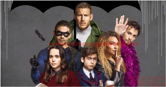 Netflix网飞《雨伞学院》第二季即将来袭,第一季豆瓣评分只有6.8分居然还出续集?插图3
