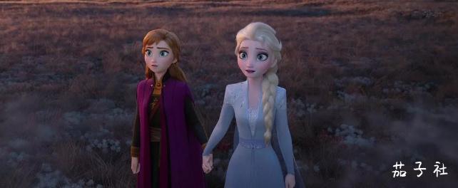 为啥都说《冰雪奇缘2》不好看?