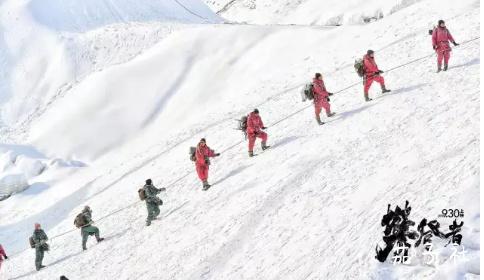 在珠峰拍的吗?一言难尽《攀登者》