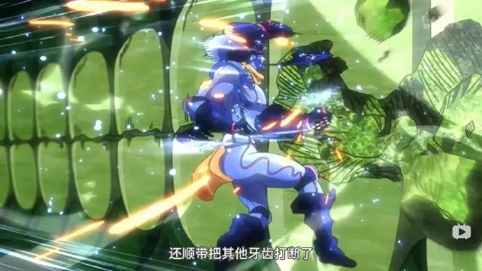 《星辰斗士OVA》最棒的JOJO动画!