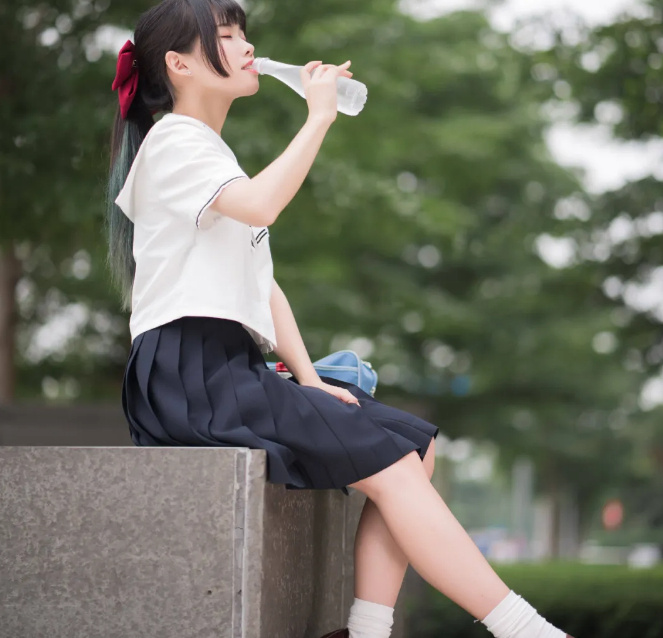 前田阳菜(森川亚美),少有的看淡感情妹子