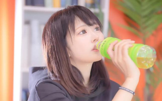 超级偶像松井悠,以美少女形象出道