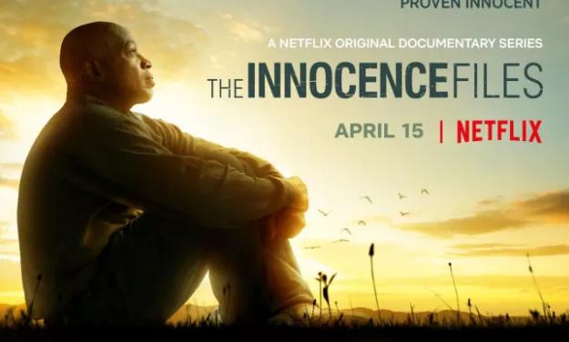 《无辜档案》Netflix出品的纪录片!