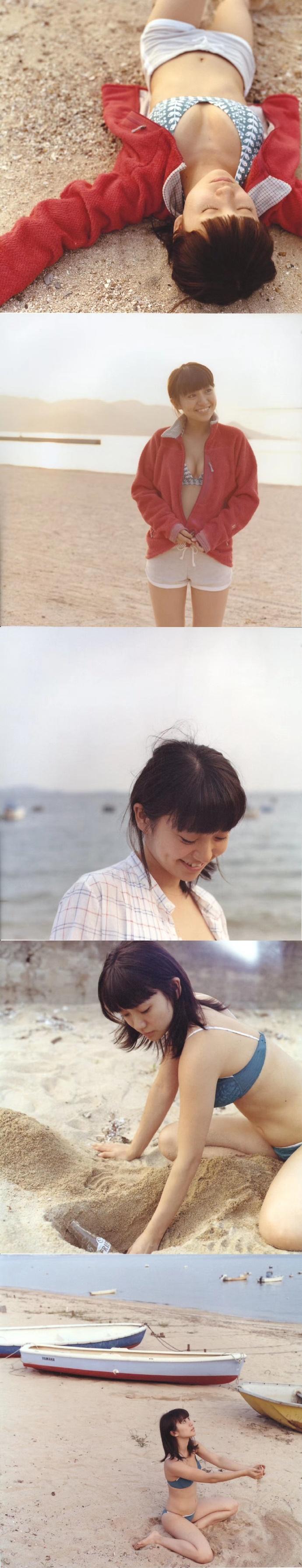 大岛优子写真集