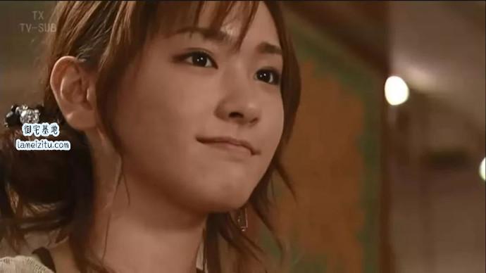日本女演员新垣结衣《龙樱》剧照