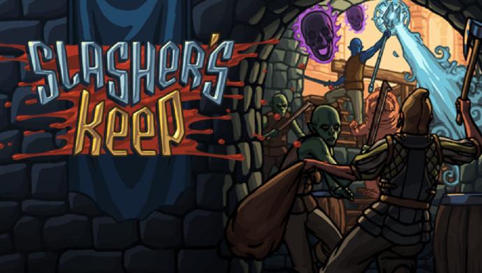【这个好玩】开干就对了!《Slasher's Keep》卡通风格的地下城探险