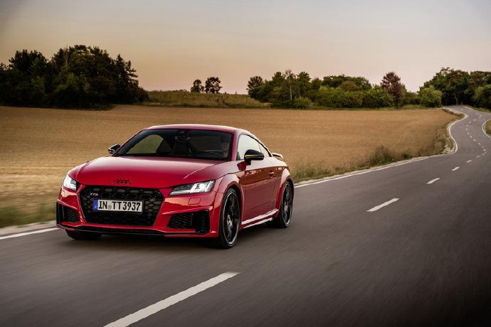 停产前的最后一舞,Audi TTS Competition Plus华丽转身