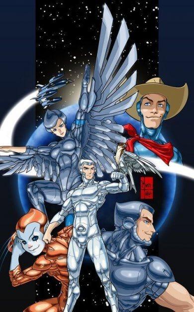 银白身影飞翔在宇宙之中、如今消失在时间尽头的《银鹰战士》,为何不再闪亮?