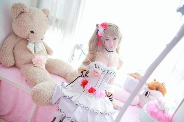 【cosplay】lovelive南小鸟本子觉醒壁纸图片
