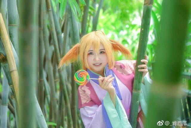 【cosplay】狐妖小红娘涂山苏苏cos图片壁纸