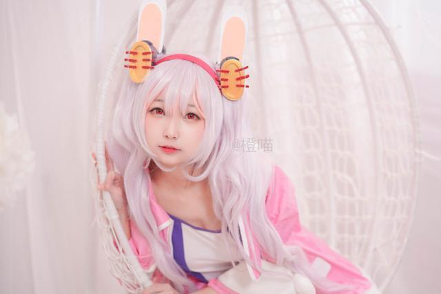 【cosplay】碧蓝航线拉菲本子cos图片壁纸