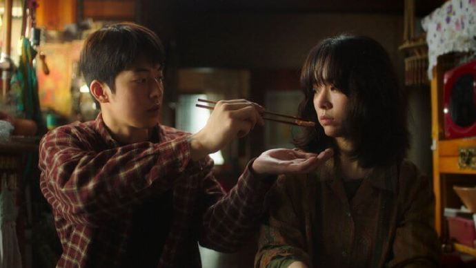 韩志旼携手南柱赫翻拍经典《乔瑟与老虎、鱼》:留点空白,才能让无限的可能有机会来填满