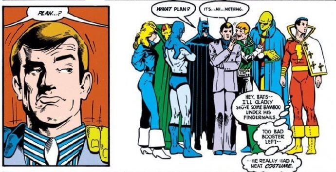 除了反派豹女,《神力女超人 1984》里的神秘大亨到底是谁?DC 漫画中的「麦斯威尔罗德」人物介绍