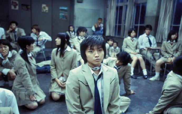 致命的游戏,你玩过哪些?盘点《今际之国》外四部日本「死亡游戏」电影,可怕的不是机关,而是人心