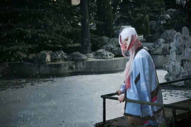 【cosplay】阴阳师一目连cos图片壁纸