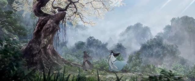 《魔道祖师》日语吹替版放送前PV公开