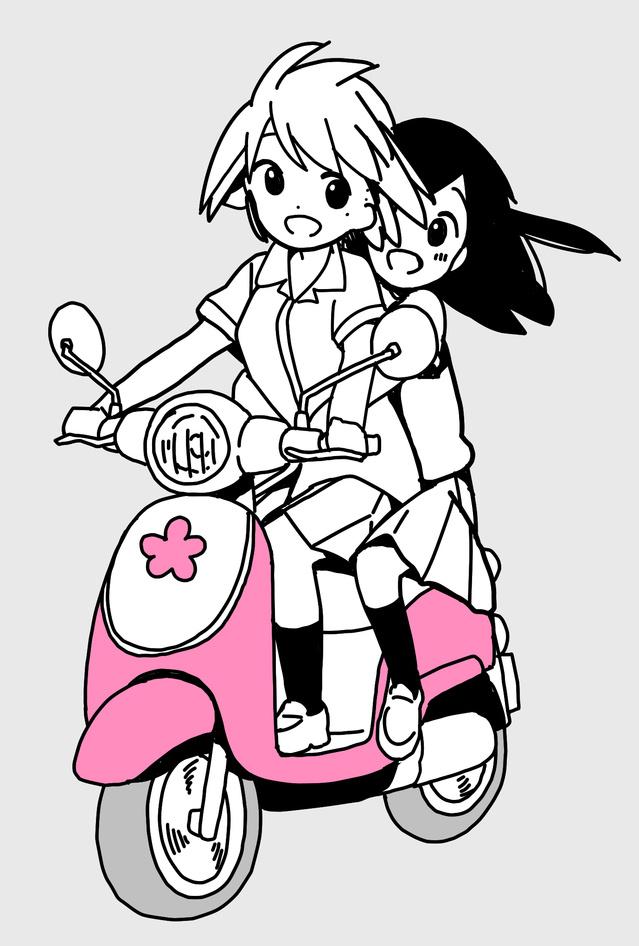 《一个人的〇〇小日子》漫画作者公开新涂鸦