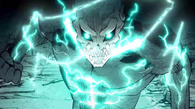 漫画《怪兽8号》公式PV2公开