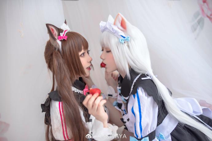 今日妹子图 20201030 微博cosplay** @小木曾AYA liuliushe.net六六社 第2张
